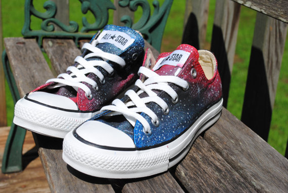 Customized Converse Low